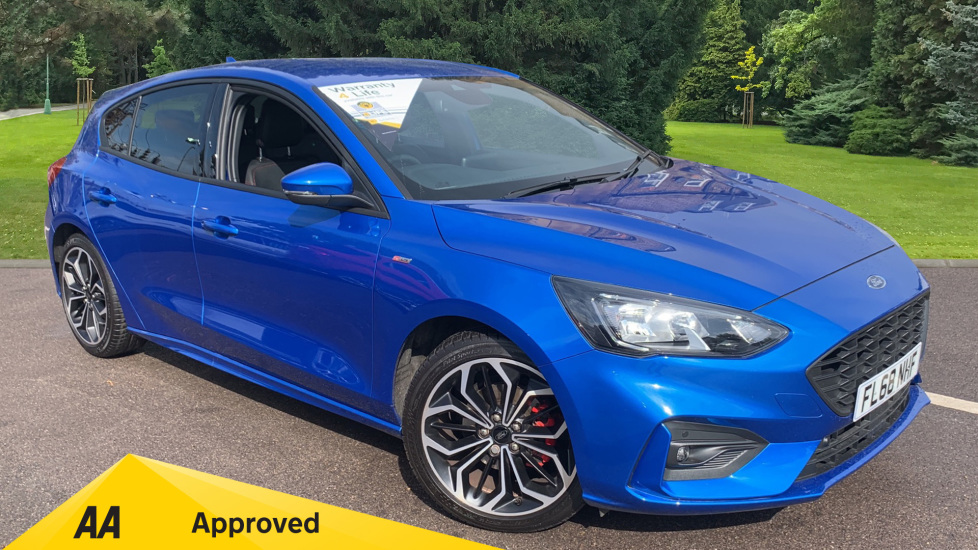 Ford Focus 1.5 EcoBoost 182 ST-Line X Automatic 5 door Hatchback (2019) image