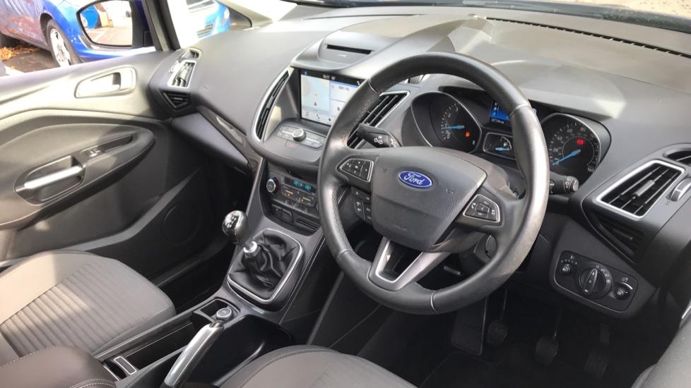 Ford C-MAX 1.0 EcoBoost 125 Titanium 5dr image 12