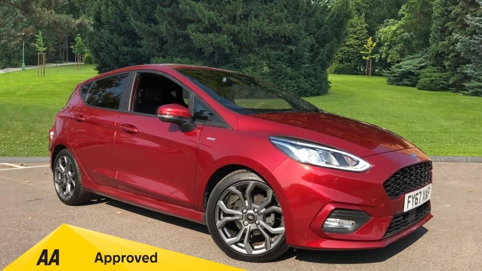 Ford Fiesta 1.0 EcoBoost ST-Line X Automatic 5 door Hatchback (2017)
