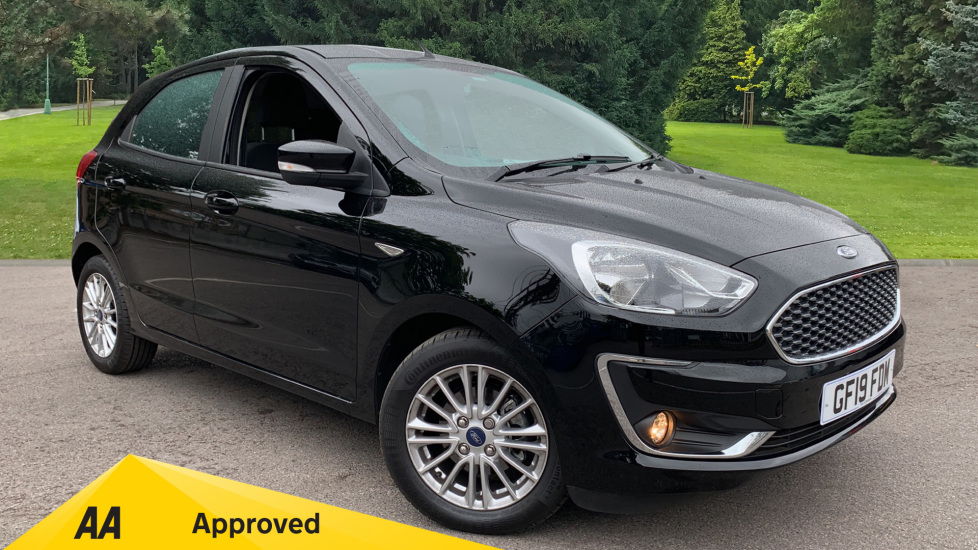 Ford KA Plus 1.2 85 Zetec 5dr Hatchback (2019) image