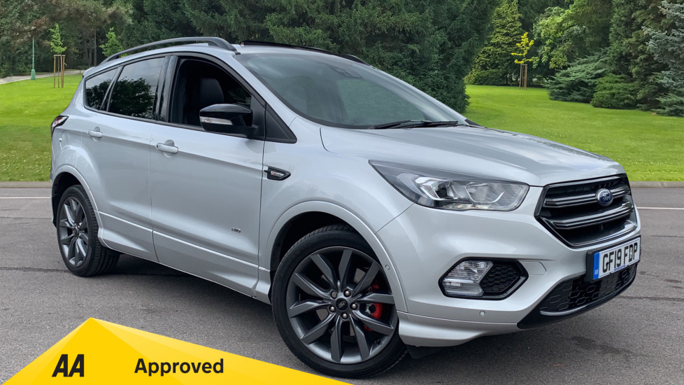 Ford Kuga 2.0 TDCi 180 ST-Line Edition Diesel Automatic 5 door Estate (2019) image