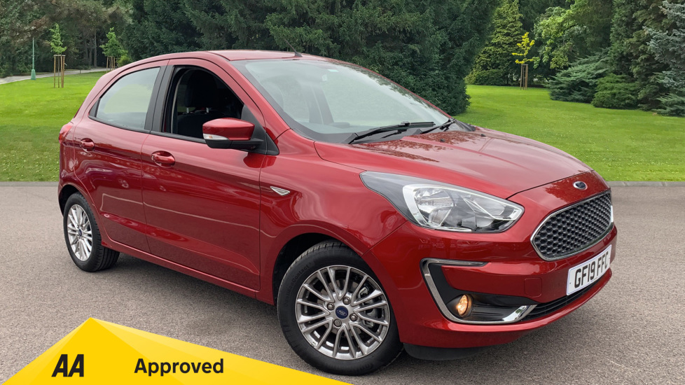 Ford KA Plus 1.2 85 Zetec 5dr Hatchback (2019)