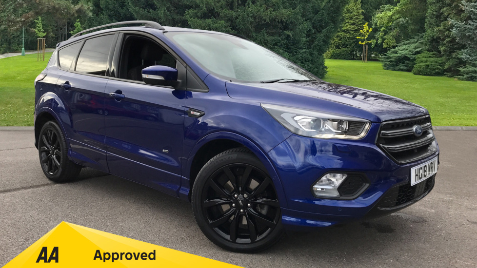 Ford Kuga 1.5 EcoBoost 182 ST-Line X Automatic 5 door MPV (2018)