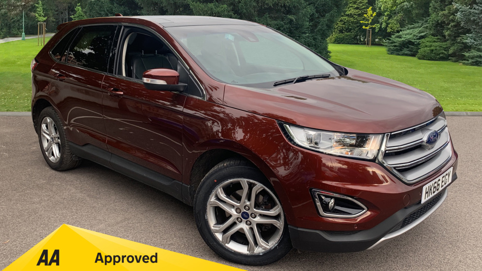 Ford Edge 2.0 TDCi 210 Titanium 5dr Powershift Diesel Automatic Estate (2016)