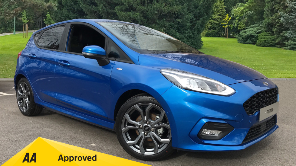 Ford Fiesta ST-Line 1.0T EcoBoost 95PS 6 Speed 5 door Hatchback