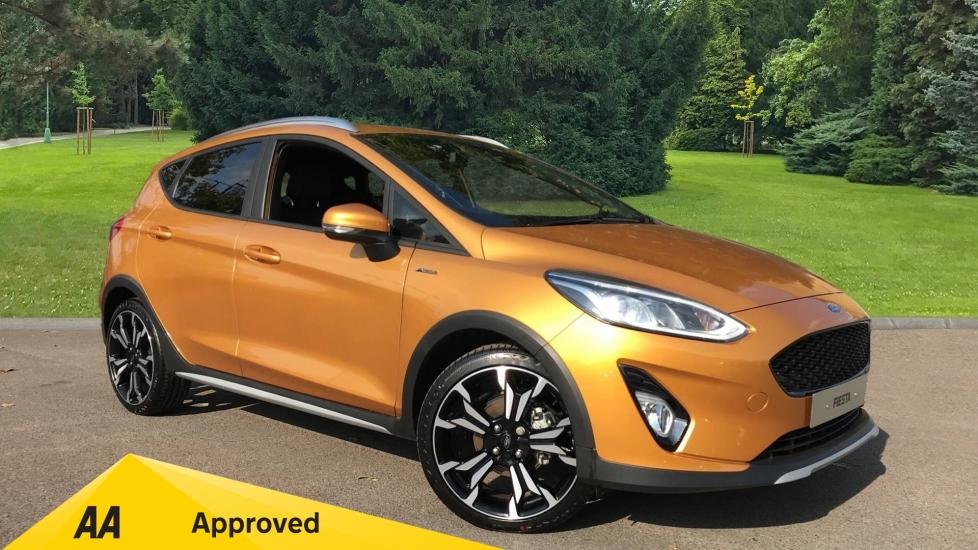 Ford Fiesta Active X 1.0T EcoBoost 95PS 6 Speed 2020.25 5 door Hatchback