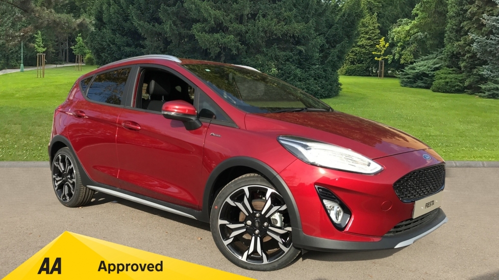 Ford Fiesta Active X 1.0T EcoBoost 95PS 5 door Hatchback