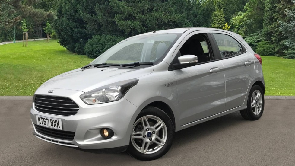 Ford KA Plus 1.2 85 Zetec 5dr image 3