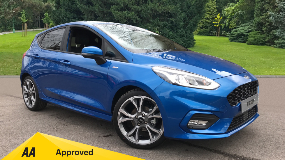 Ford Fiesta ST-Line X 1.0T EcoBoost 125PS 6 Speed 5 door Hatchback (2020)