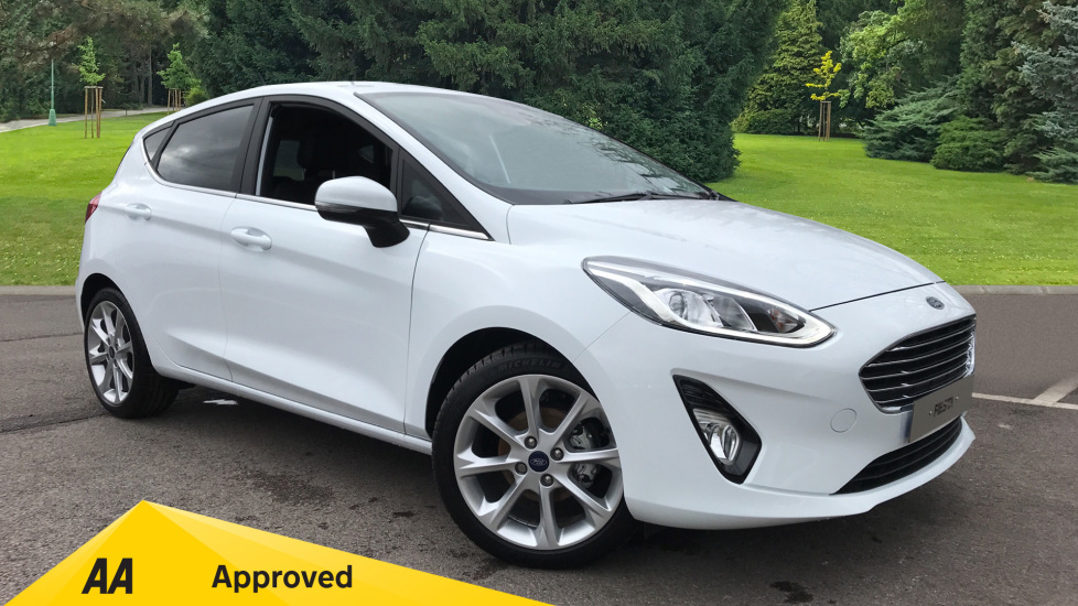 Ford Fiesta Titanium X 1.0T EcoBoost 100PS 6 Speed 5 door Hatchback (2020)
