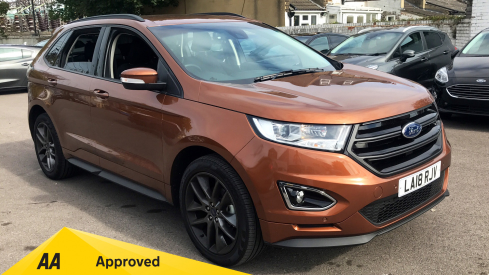 Ford Edge   Sport Dr Powershiftsel Automatic Estate  At Ford Wimbledon