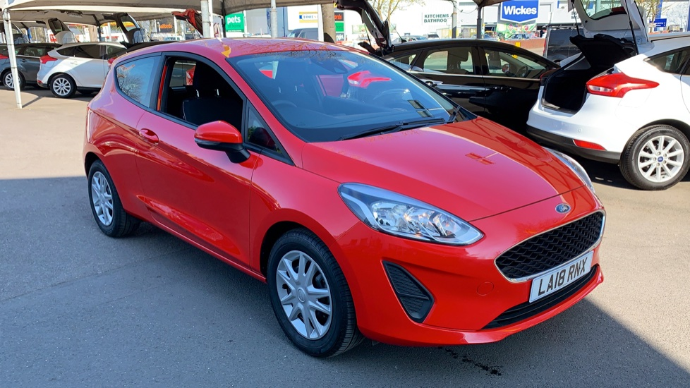 Ford Fiesta 1.1 Style 3dr Hatchback (2018) at Ford Wimbledon thumbnail image