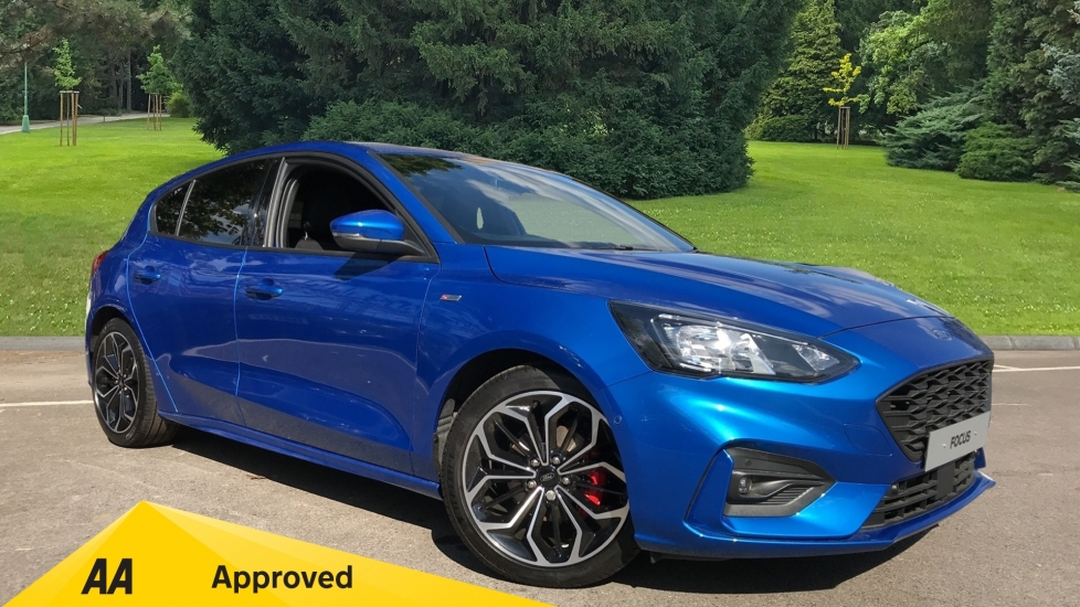 Ford Focus Focus ST-Line X 1.5 TD 120PS Auto Diesel Automatic 5 door Hatchback (2020)