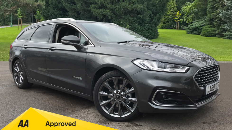 Ford Mondeo Vignale 2.0 Hybrid 5dr Petrol/Electric Automatic Estate (2020) image