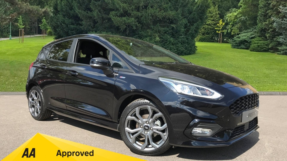 Ford Fiesta ST-Line Edition 1.0T EcoBoost 95PS 5 door Hatchback (2020)