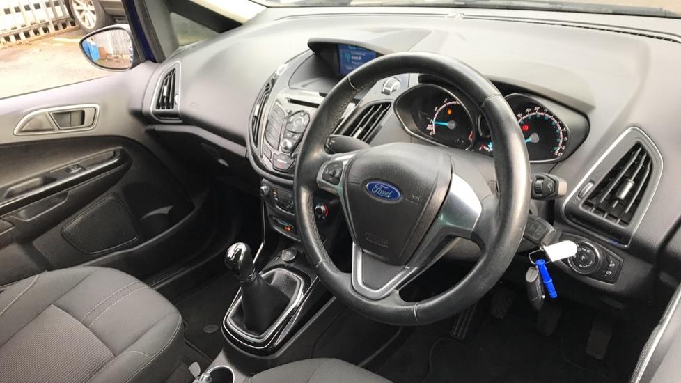 Ford B-MAX 1.0 EcoBoost Zetec 5dr image 12