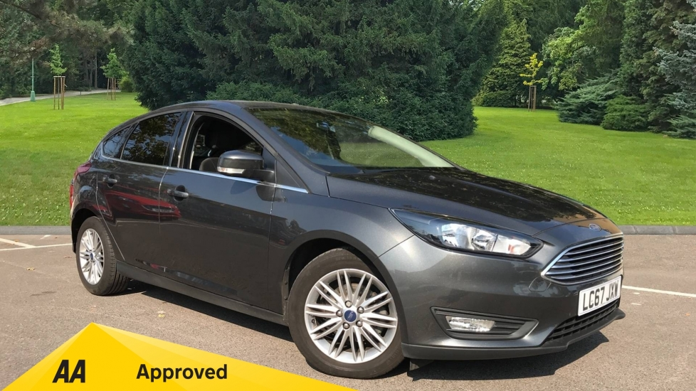 Ford Focus 1.0 EcoBoost Zetec Edition 5dr Hatchback (2018)