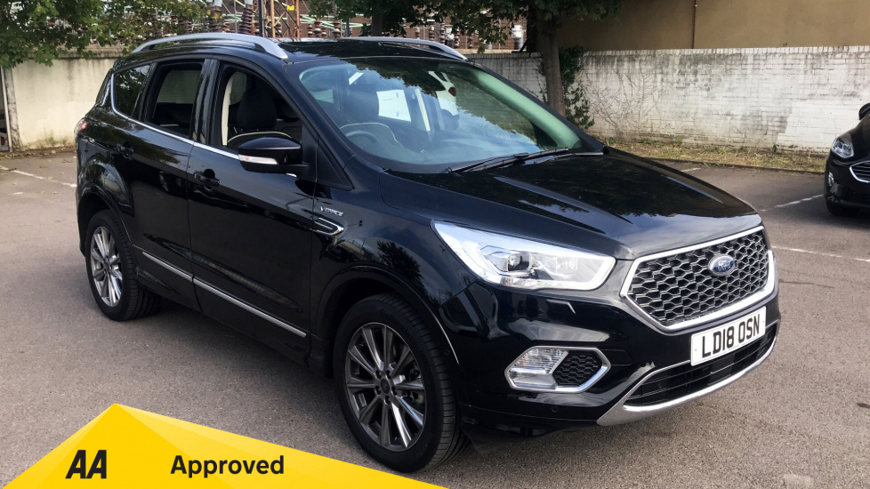 Ford Kuga Vignale 2.0 TDCi 180  Diesel Automatic 5 door Estate (2018) at Ford Wimbledon thumbnail image