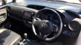 TOYOTA YARIS HYBRID EXCEL HATCHBACK, PETROL/ELECTRIC, in WHITE, 2015 - image 1