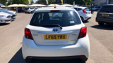 TOYOTA YARIS HYBRID EXCEL HATCHBACK, PETROL/ELECTRIC, in WHITE, 2015 - image 4