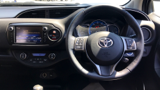 TOYOTA YARIS HYBRID EXCEL HATCHBACK, PETROL/ELECTRIC, in WHITE, 2015 - image 14