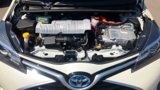 TOYOTA YARIS HYBRID EXCEL HATCHBACK, PETROL/ELECTRIC, in WHITE, 2015 - image 27