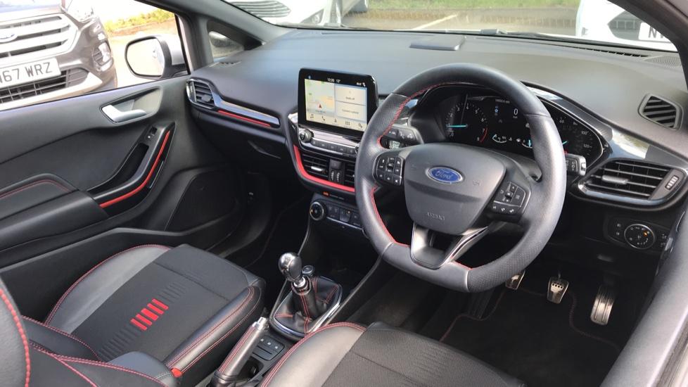 Ford Fiesta 1.0 EcoBoost ST-Line X 3dr image 12