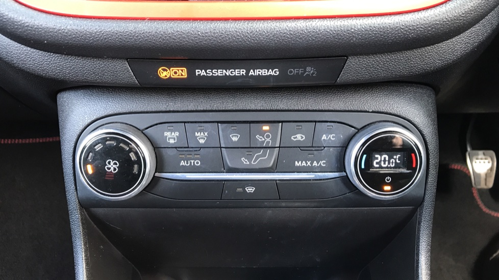 Ford Fiesta 1.0 EcoBoost ST-Line X 3dr image 16