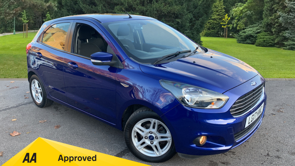 Ford KA Plus 1.2 Zetec 5dr Hatchback (2017) image