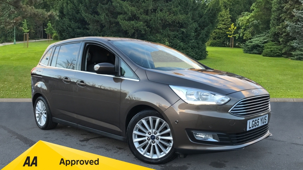 Ford Grand C-MAX 1.5 TDCi Titanium 5dr Diesel Estate (2015) image