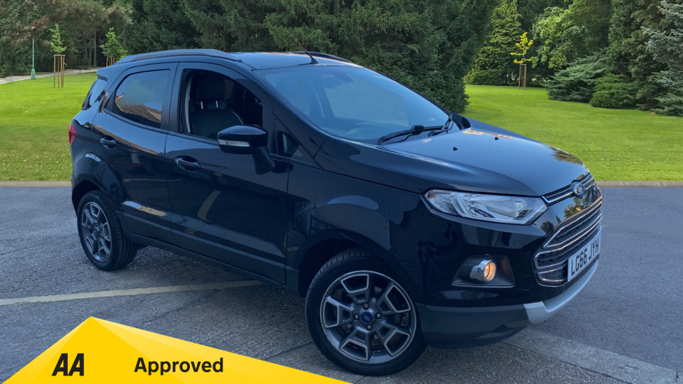 Ford EcoSport 1.5 Titanium 5dr Powershift [17in] Automatic Hatchback (2016) image