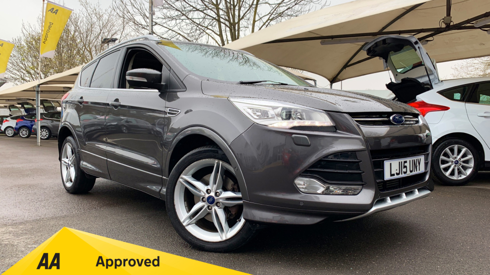 Ford Kuga 2.0 TDCi 180 Titanium X Sport Powershift Diesel Automatic 5 door Estate (2015)
