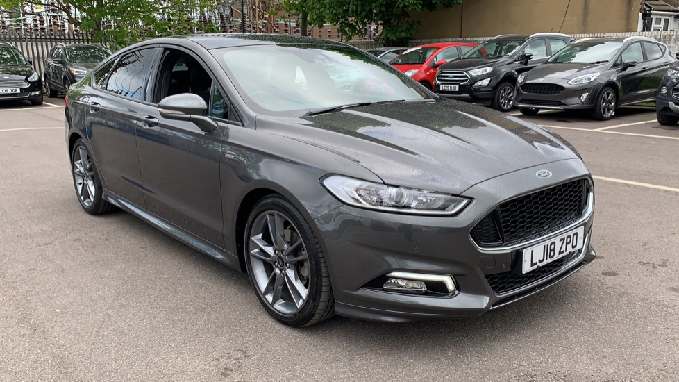 Ford Mondeo 2.0 TDCi 180 ST-Line Edition Powershift Diesel Automatic 5 door Hatchback (2018) image