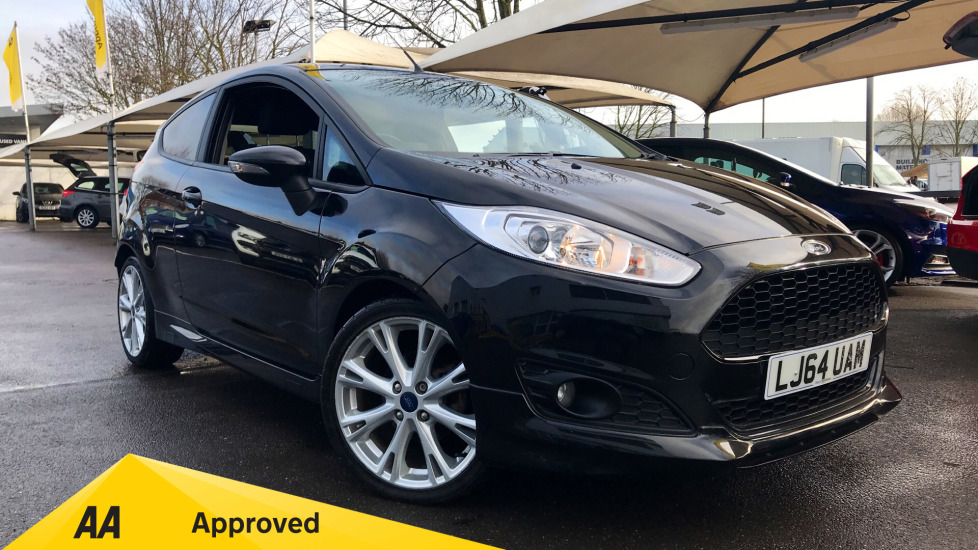 Ford Fiesta 1.0 EcoBoost 125 Zetec S 3dr Hatchback (2014) available from Bolton Motor Park Abarth, Fiat and Mazda thumbnail image