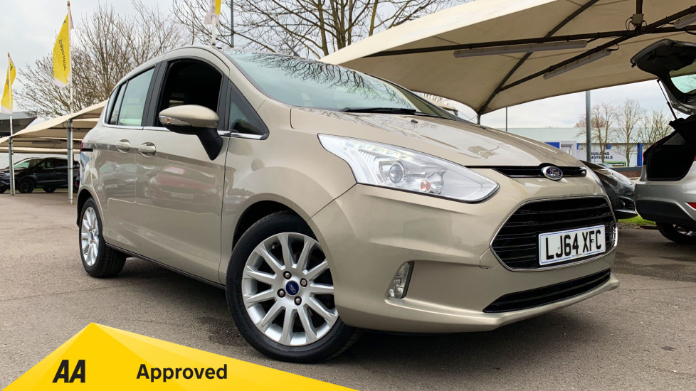 Ford B-MAX 1.6 Titanium 5dr Powershift Automatic Hatchback (2014) image
