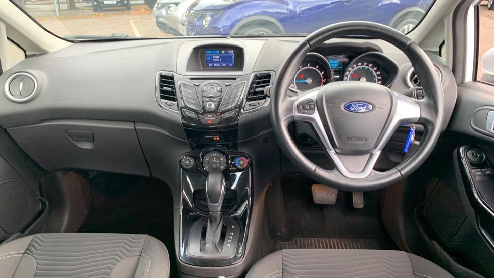 Ford Fiesta 1.0 EcoBoost Zetec Powershift image 11