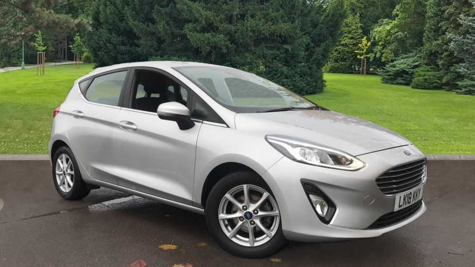 Ford Fiesta 1.0 EcoBoost Zetec Automatic 5 door Hatchback (2018) at Ford Wimbledon thumbnail image