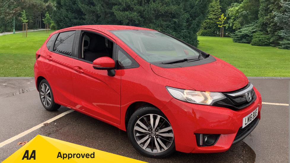 Honda Jazz 1.3 EX CVT Automatic 5 door Hatchback (2016) image
