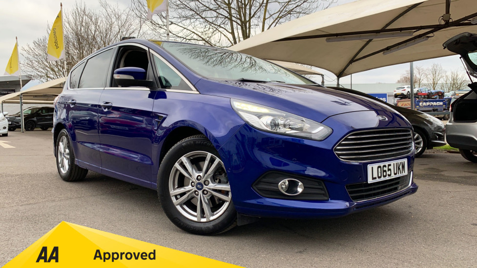 Ford S-MAX 2.0 TDCi 180 Titanium 5dr Powershift Diesel Automatic Estate (2016) image