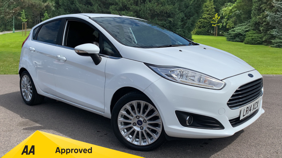 Ford Fiesta 1.0 EcoBoost Titanium 5dr Hatchback (2014) available from Preston Motor Park Fiat and Volvo thumbnail image