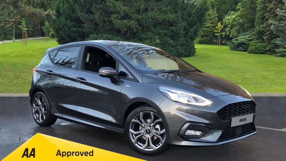 Ford Fiesta ST-Line Edition 1.0L EcoBoost Hybrid 125PS 6 Speed  Petrol/Electric Hybrid                             5 door Hatchback