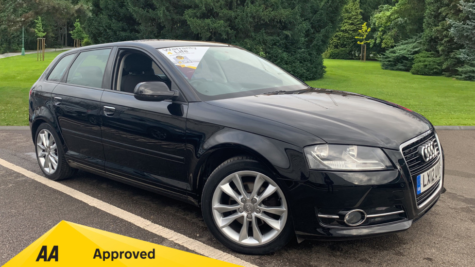 Audi A3 1.4 TFSI Sport S Tronic [Start Stop] Automatic 5 door Hatchback (2012) image