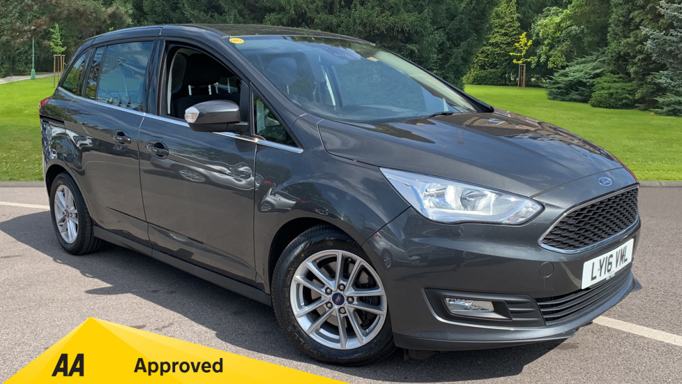 Ford Grand C-MAX 1.0 EcoBoost Zetec 5dr Estate (2016) image
