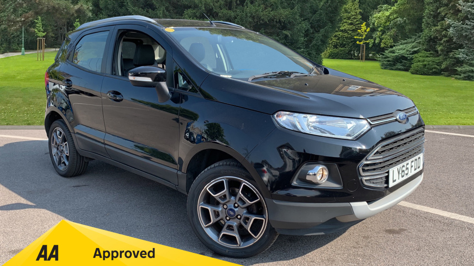 Ford EcoSport 1.0 EcoBoost Titanium 5dr Hatchback (2015) available from Maidstone Suzuki, Honda and Mazda thumbnail image