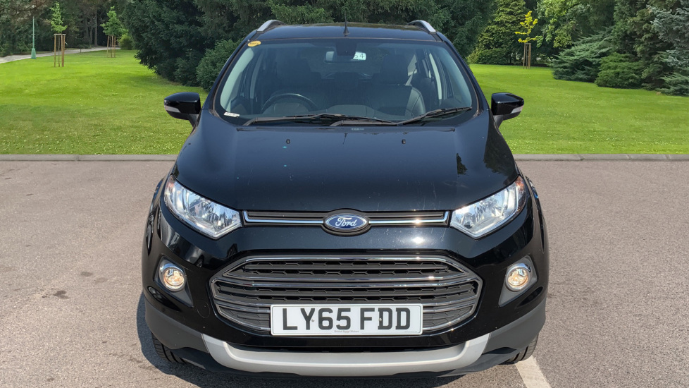 Ford EcoSport 1.0 EcoBoost Titanium 5dr image 2 thumbnail