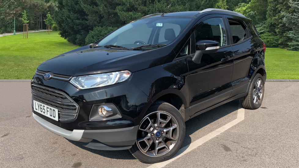 Ford EcoSport 1.0 EcoBoost Titanium 5dr image 3 thumbnail