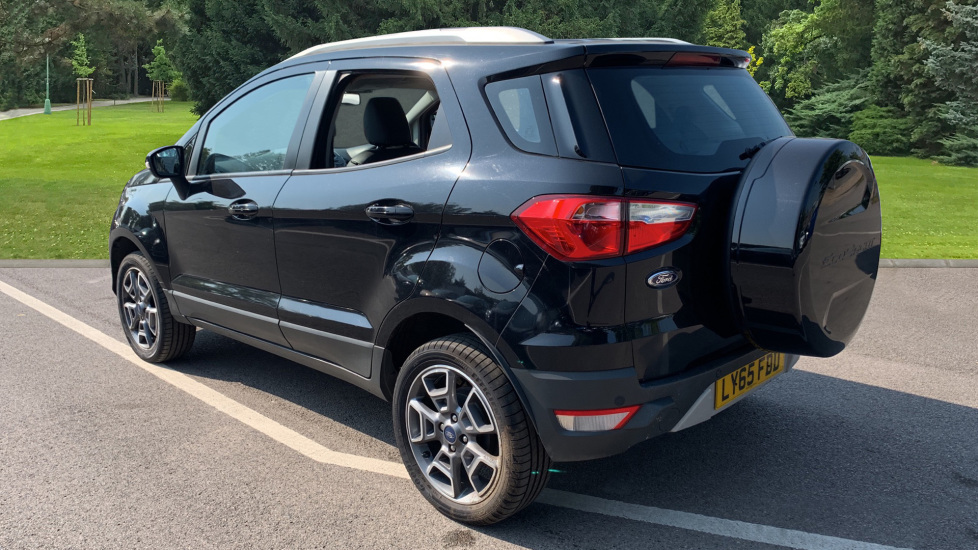 Ford EcoSport 1.0 EcoBoost Titanium 5dr image 7 thumbnail