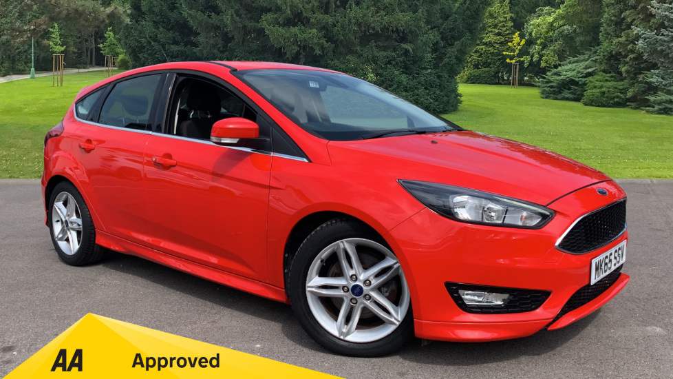 Ford Focus 1.5 EcoBoost Zetec S Automatic 5 door Hatchback (2015) image