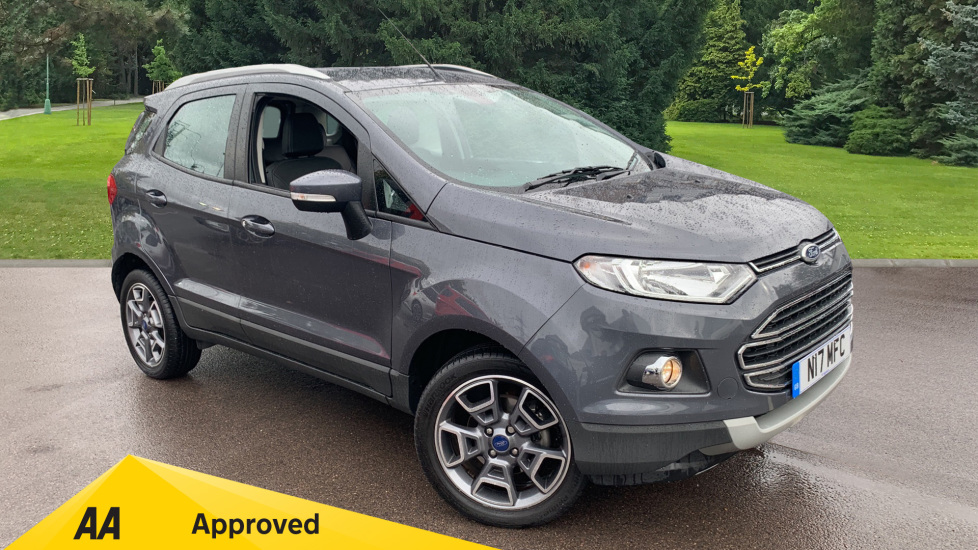 Ford EcoSport 1.5 Titanium Powershift Automatic 5 door Hatchback (2016)