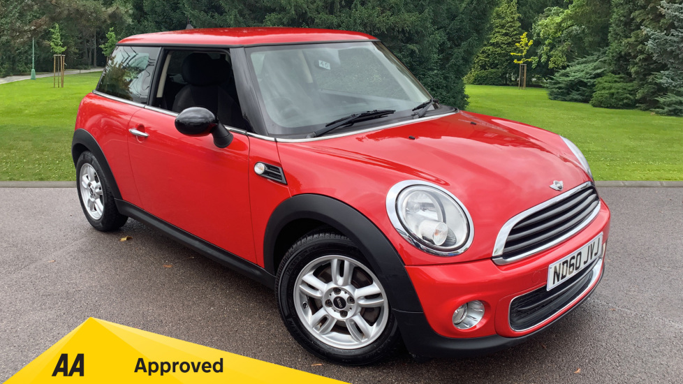 Mini One 1.6 One 3dr Hatchback (2011)